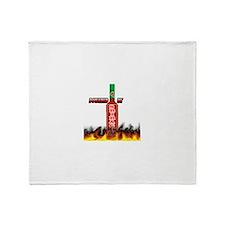 Cute Sriracha Throw Blanket