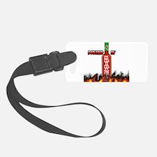 Unique Sriracha Luggage Tag