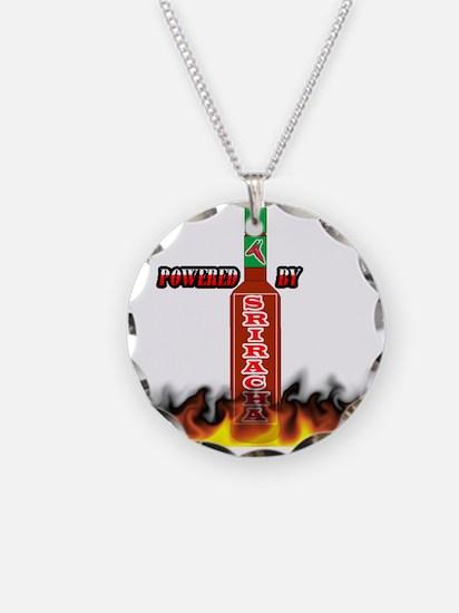 Unique Sriracha Necklace