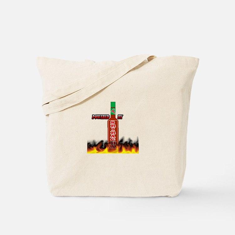 Cute Sriracha Tote Bag