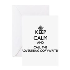 Keep calm and call the Advertising Copywriter Gree