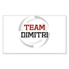 Dimitri Rectangle Decal