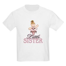 Ballerina Little Sister T-Shirt