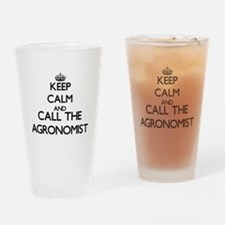 Funny Soiled Drinking Glass
