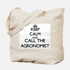 Cute Agronomists Tote Bag
