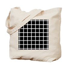Crazy Dots Tote Bag