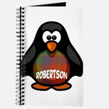 Robertson Tartan Penguin Journal