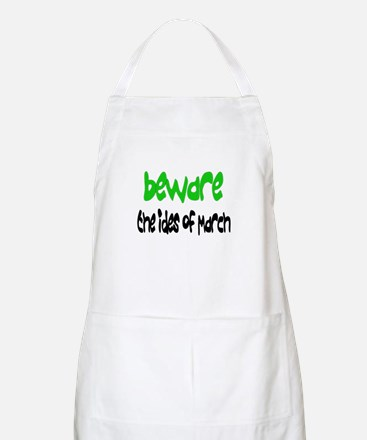 Ides of March BBQ Apron