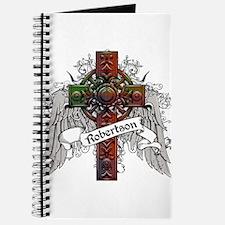 Robertson Tartan Cross Journal