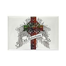 Robertson Tartan Cross Rectangle Magnet