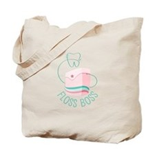 Floss Boss Tote Bag