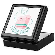 Floss Boss Keepsake Box