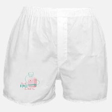 Floss be with You Boxer Shorts