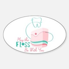 Floss be with You Decal