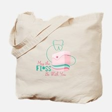 Floss be with You Tote Bag