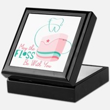 Floss be with You Keepsake Box