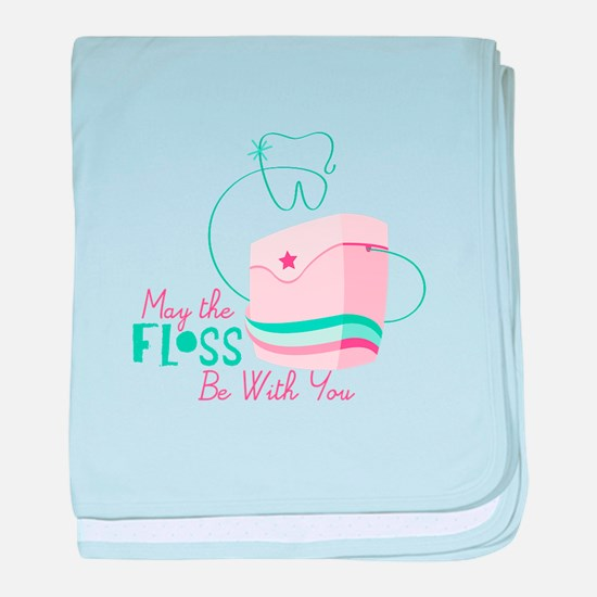 Floss be with You baby blanket