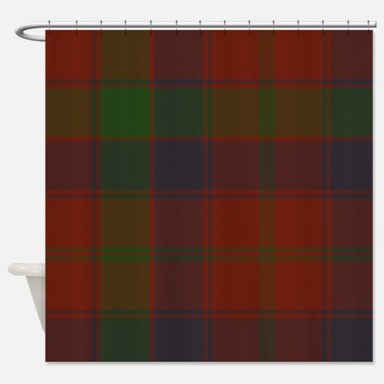 Robertson Tartan Shower Curtain
