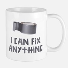 I Can Fix Anything with Duct Tape Mugs