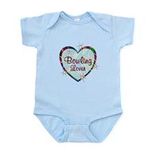 Bowling Lover Infant Bodysuit