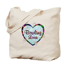 Bowling Lover Tote Bag
