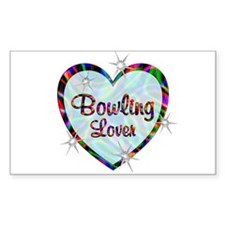Bowling Lover Decal