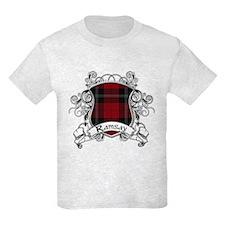 Ramsay Tartan Shield T-Shirt
