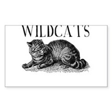 Wild Cats Decal
