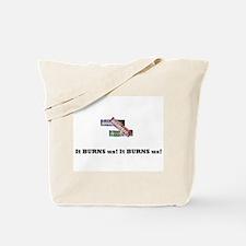 Sugarfree Gum! NO! Tote Bag