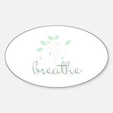 Breathe (Lavendar) Decal
