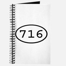 716 Oval Journal