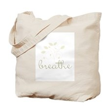 Breathe (Lavendar) Tote Bag