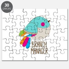 Branch Manager Puzzle