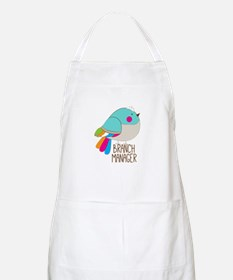 Branch Manager Apron