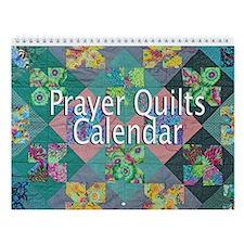 Cute Quilt Wall Calendar