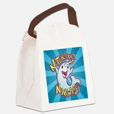 Notorious Narwhals Canvas Lunch Bag
