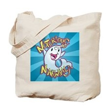 Notorious Narwhals Tote Bag