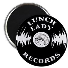 Cute Records Magnet