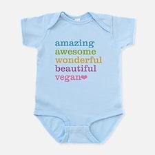 Amazing vegan Body Suit