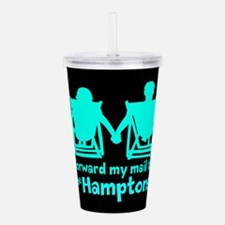 The Hamptons Acrylic Double-wall Tumbler