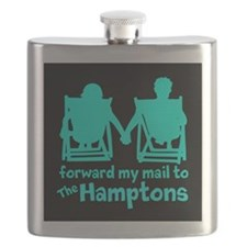 The Hamptons Flask