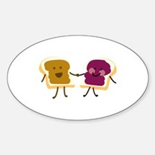 Peanutbutter and Jelly Decal