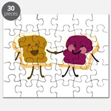Peanutbutter and Jelly Puzzle