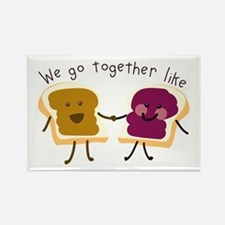 Together Sandwich Magnets