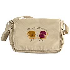 Together Sandwich Messenger Bag