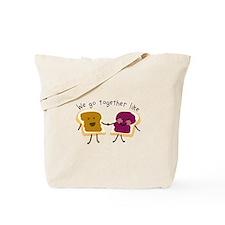 Together Sandwich Tote Bag