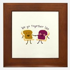 Together Sandwich Framed Tile