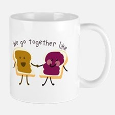 Together Sandwich Mugs