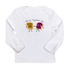 Together Sandwich Long Sleeve T-Shirt