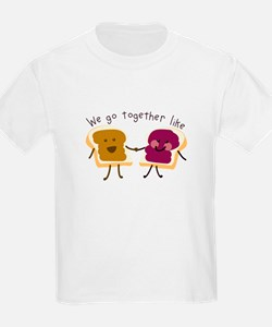 Together Sandwich T-Shirt